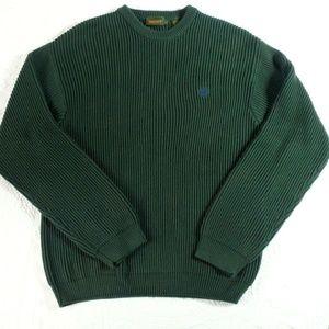 Vintage 90s Timberland Chunky Knit Sweater Size L